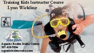 Training Kids Instructor Course